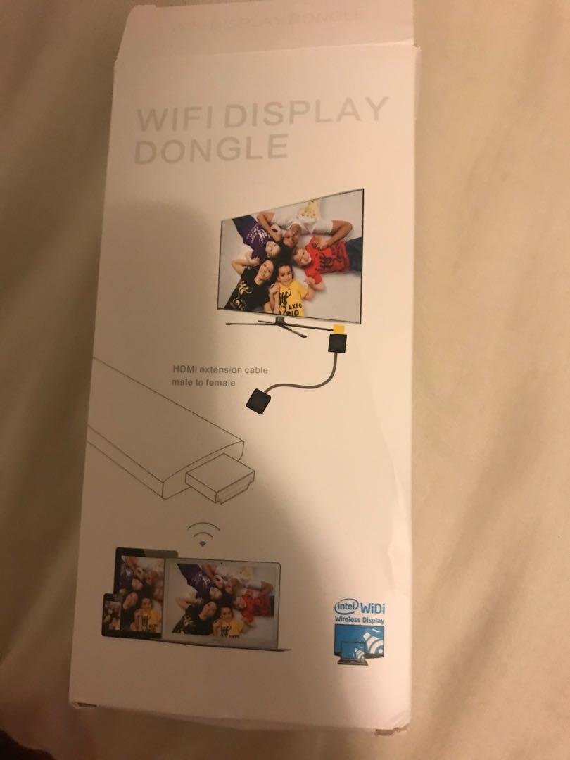 簡單易用 Wifi無線HDMI