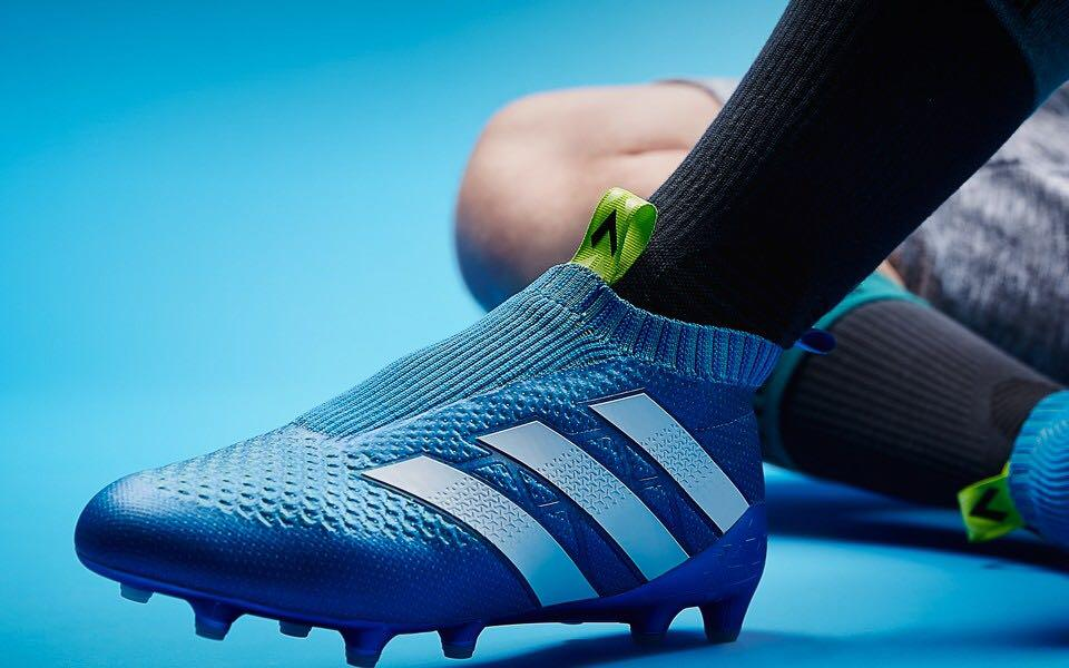 Adidas ACE 16+ Pure Control Blue Replica, Sports, Sports