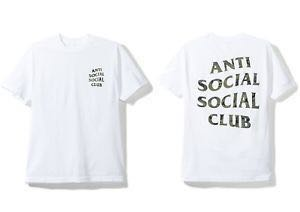 ASSC Woody White Tee L size c8a387001e678