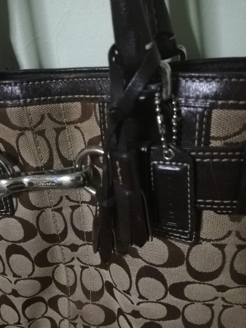eb92c7e98025 Authentic coach bag