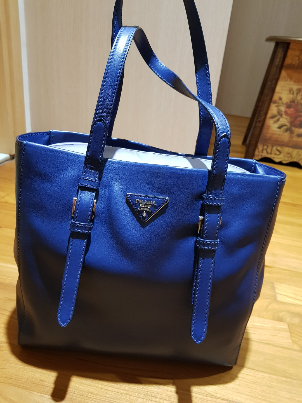 c2031b38d66d PRADA Bag, Luxury, Bags & Wallets, Handbags on Carousell