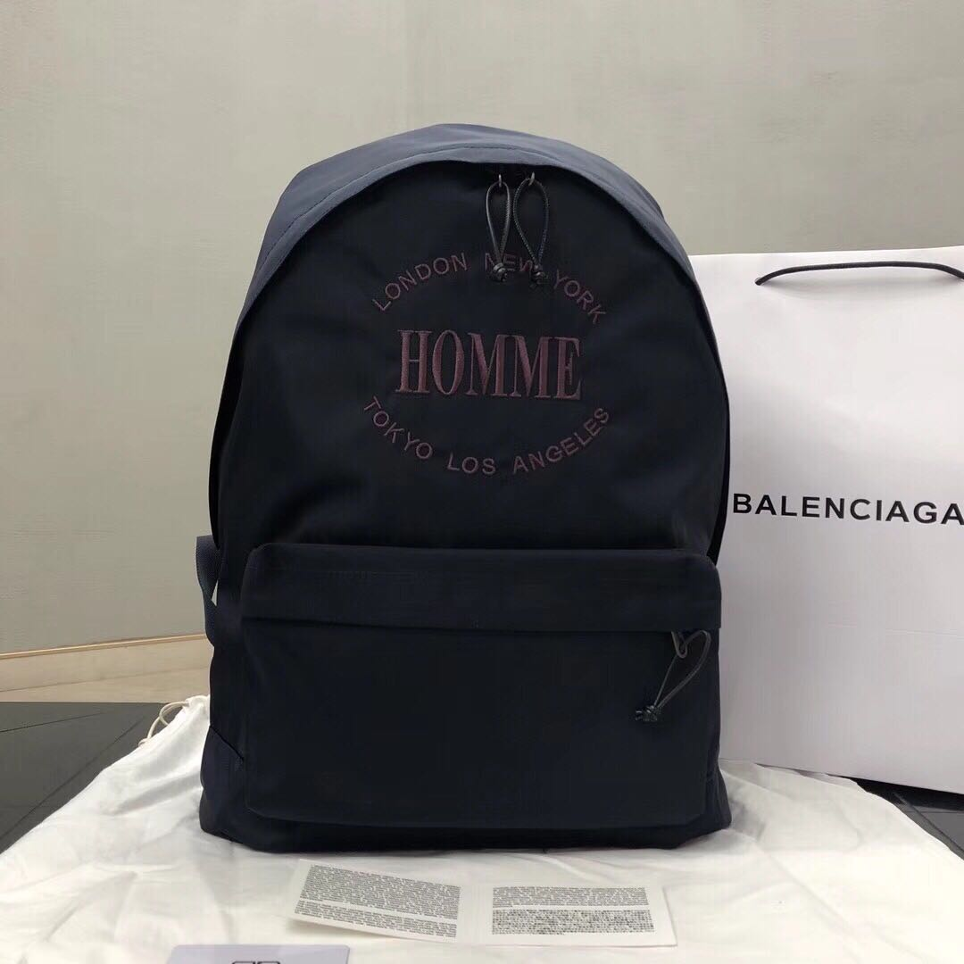 7ae4f93be Balenciaga Backpack Bag, Luxury, Bags & Wallets on Carousell
