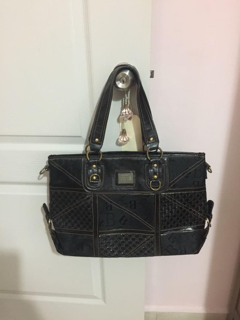 cede62bcd5 Benedetti POLO Handbag, Women's Fashion, Bags & Wallets, Handbags on ...