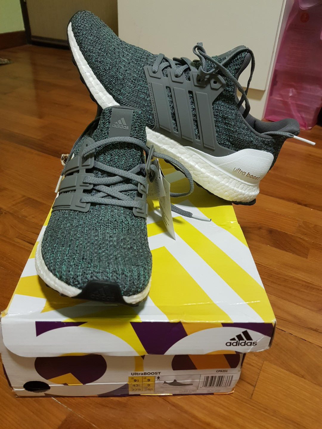 BN Adidas Ultra Boost UK 9 for sale 6097f1144