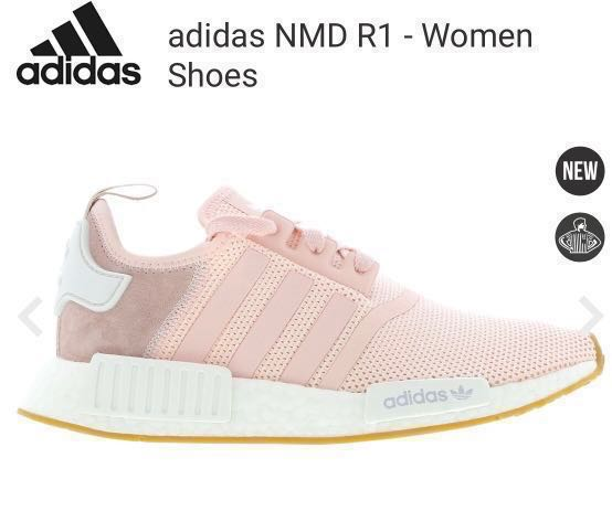 d84d5a2eaaf09 Brand New Adidas NMD Baby Pink Footlocker exclusive