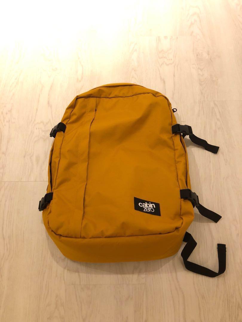 Cabin Zero Backpack f40ca761c328d