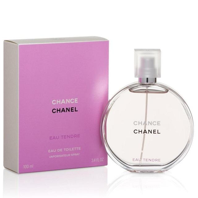 63aa5d1dd10 Chanel Chance Eau Tendre EDT for Women (50ml 100ml 150ml Tester ...