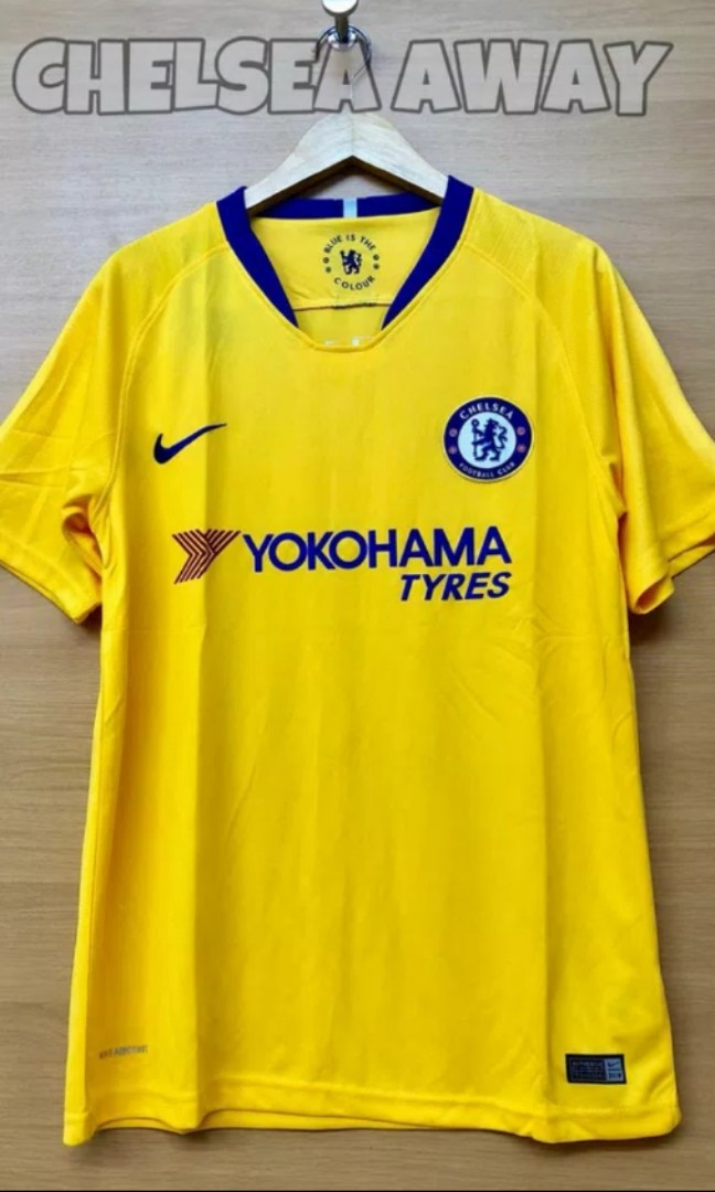 huge selection of e75d0 d1c76 Chelsea away 18/19