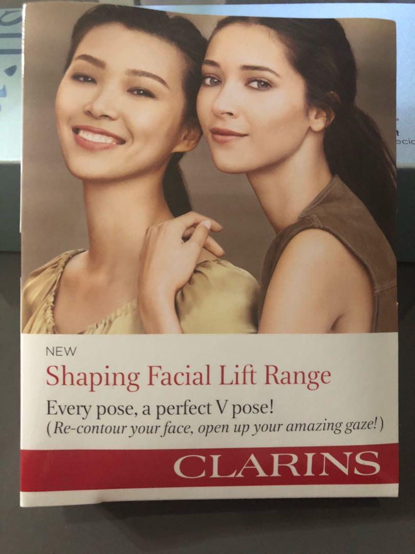 V-Facial Intensive Wrap by Clarins #13