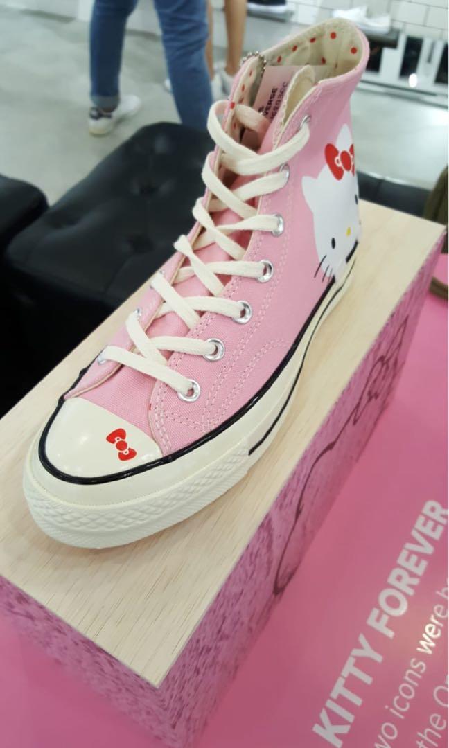 1e25430c5cf67e converse x hello kitty chuck taylor all star 70 hi-pink prism egret ...