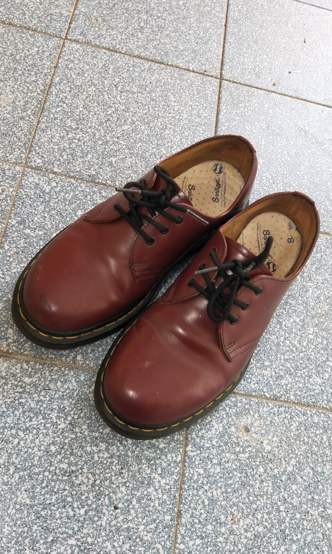 363afeb5e68e9 Dr Martens 1461 smooth shoe, Women's Fashion, Shoes, Others on Carousell