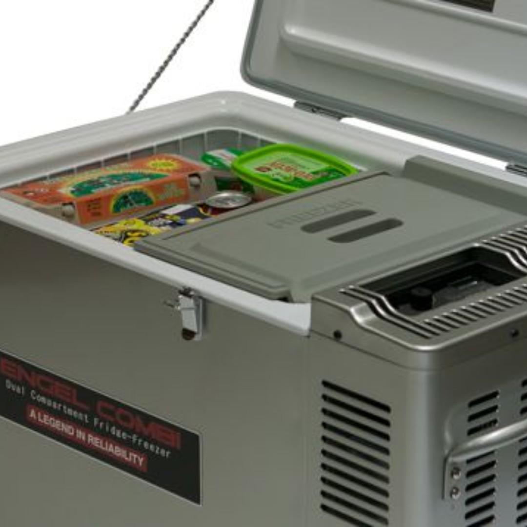 Engel MD60FC :: 57 Litre Combo Fridge / Freezer for Camping