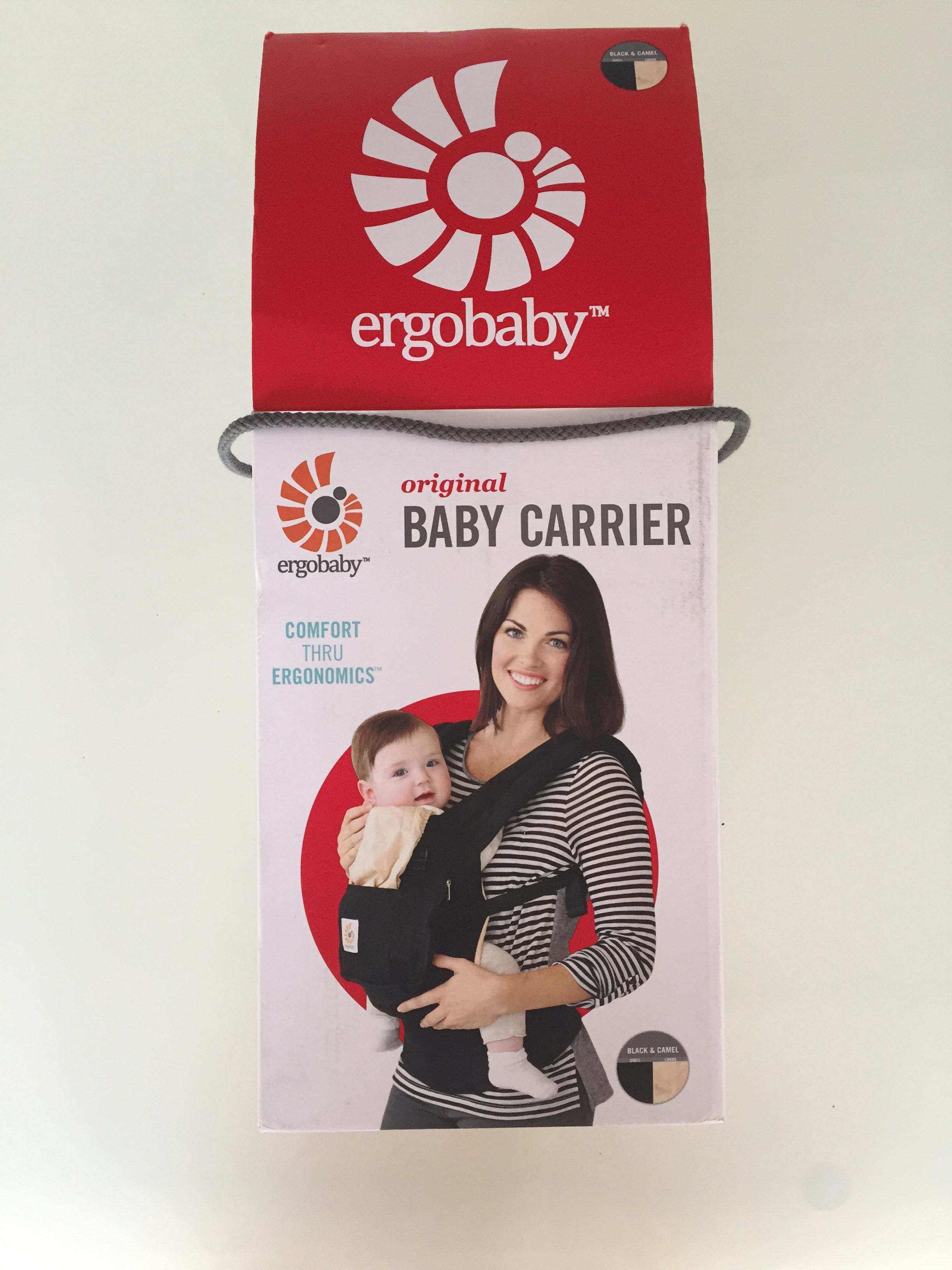 5033089116b ERGO BABY CARRIER