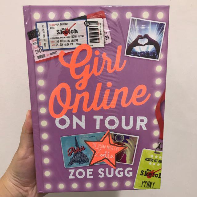 Girl Online: On Tour by Zoella Sugg