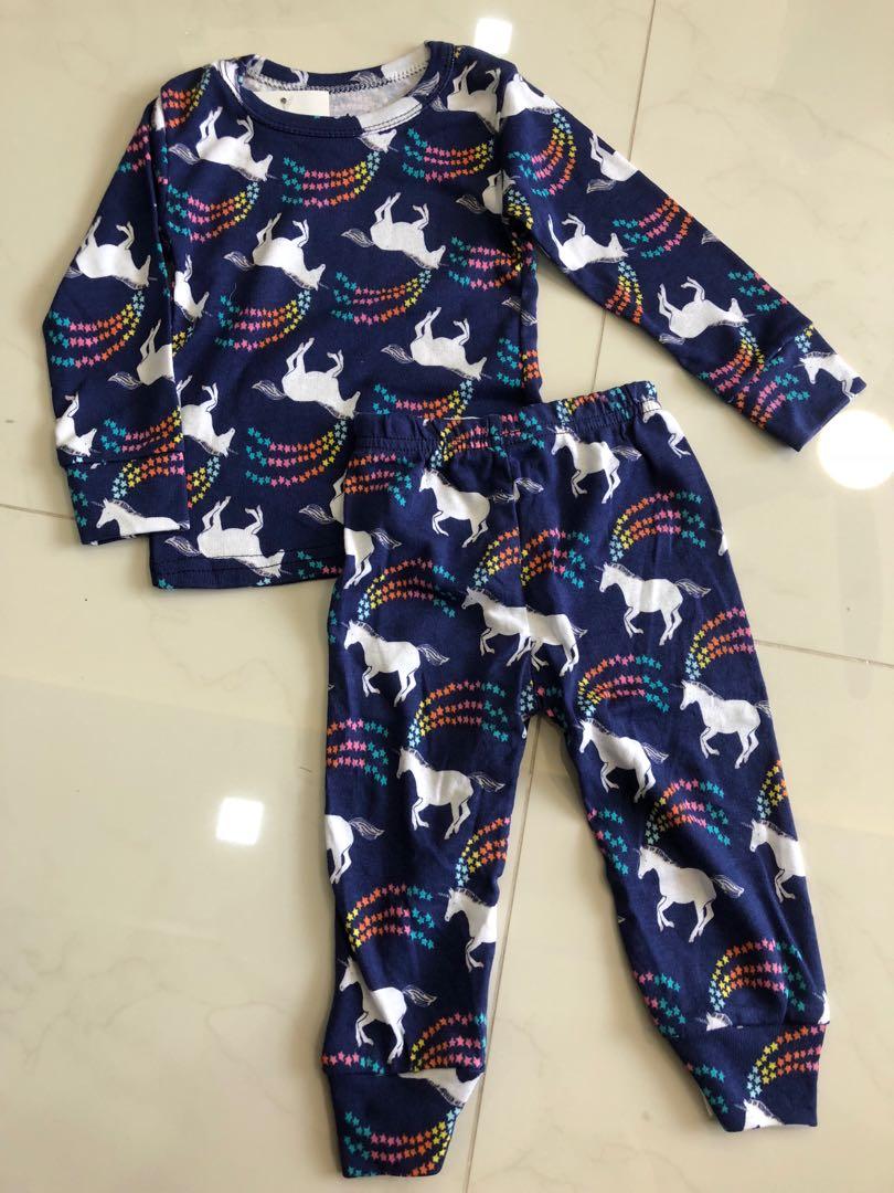 0e8c9d03b Girls Pyjamas, Babies & Kids, Girls' Apparel, 1 to 3 Years on Carousell