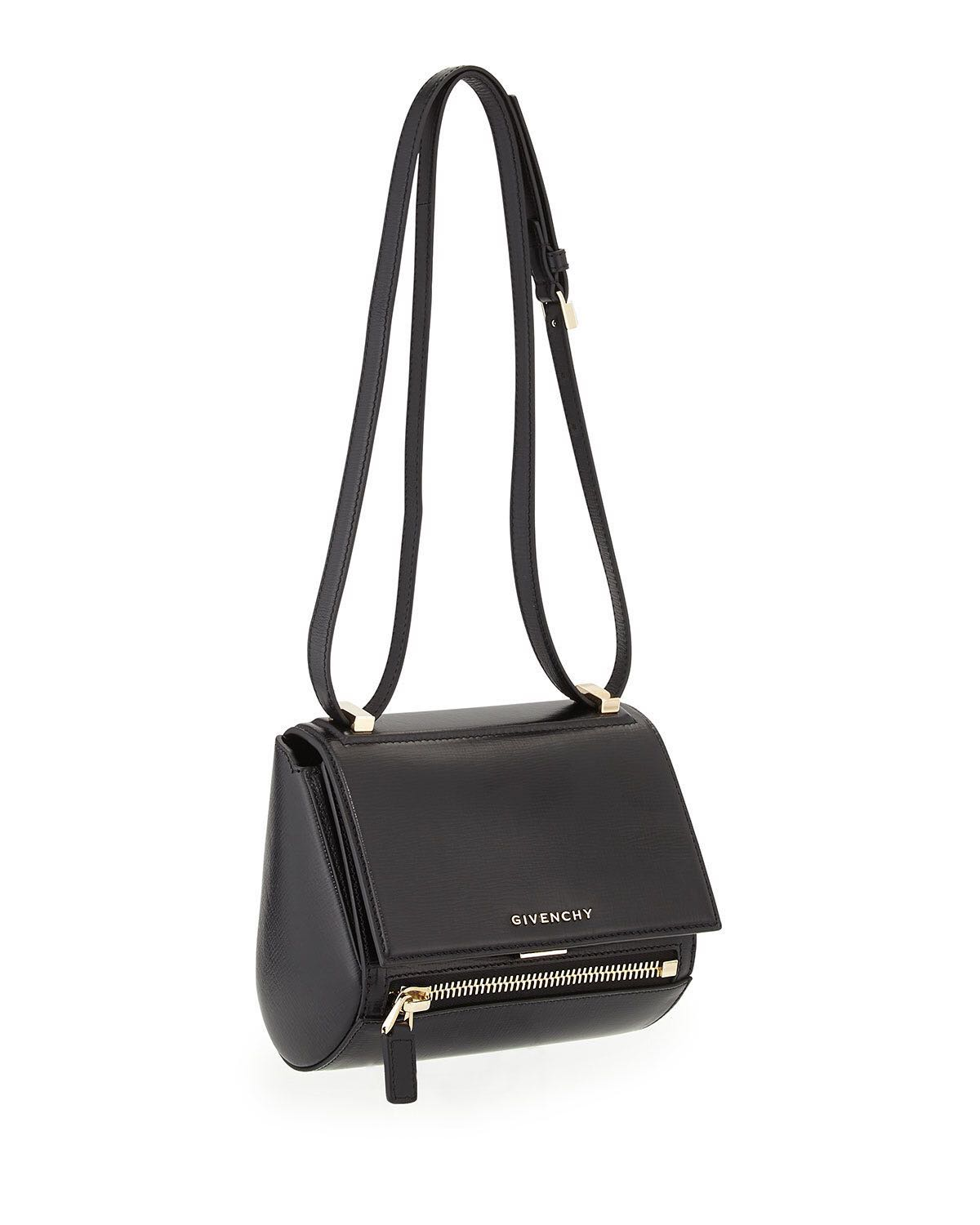 2db61e80ce63 Givenchy Mini Pandora Box Black Leather