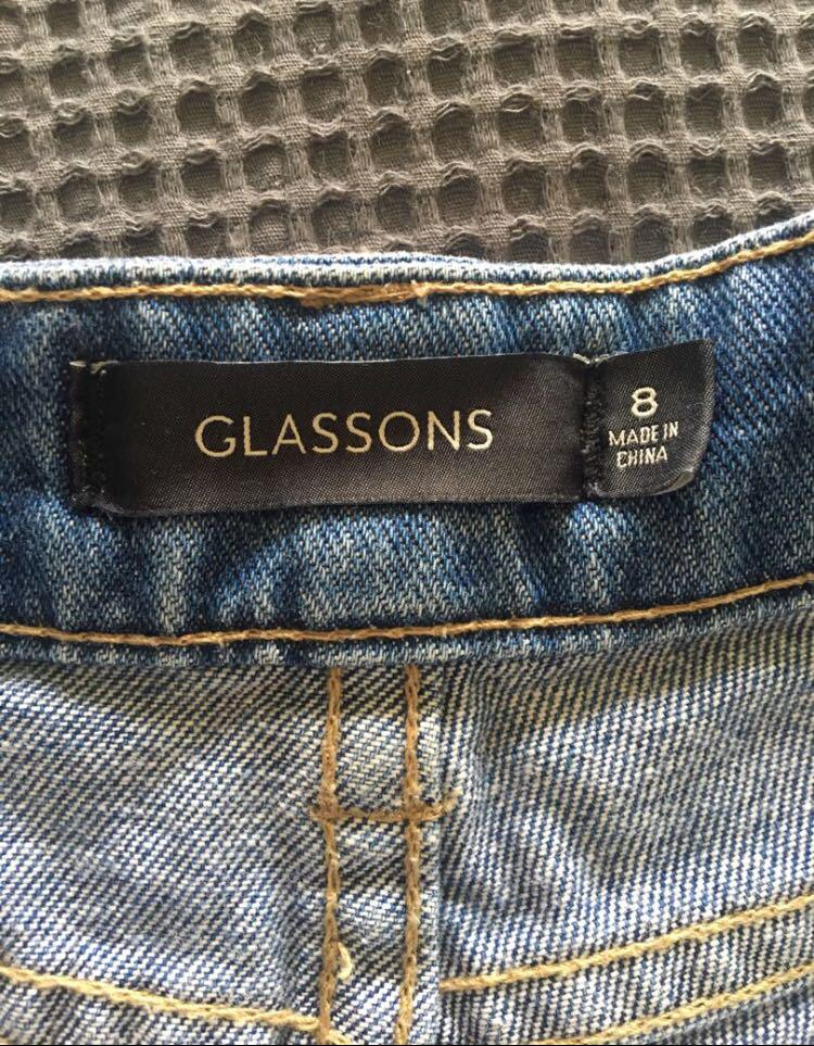 Glassons Size 8