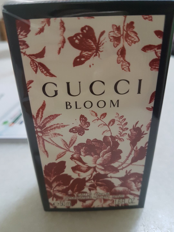 797bfa8a7 Gucci Bloom perfume 50ml ( Not tester, retail price $160), Health ...
