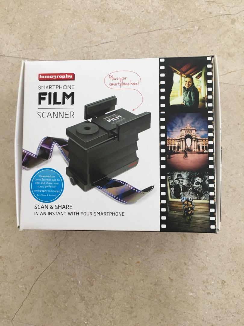 Used Film Scanner