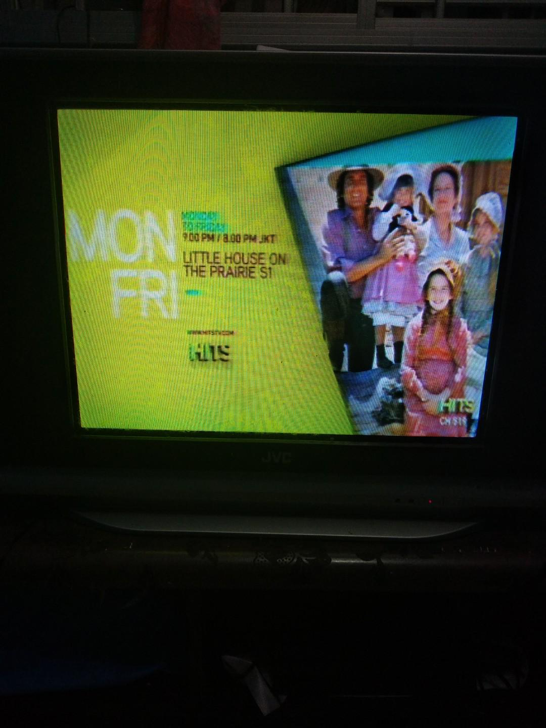 JVC tv old type  Fat 29inch, Home Appliances, TVs