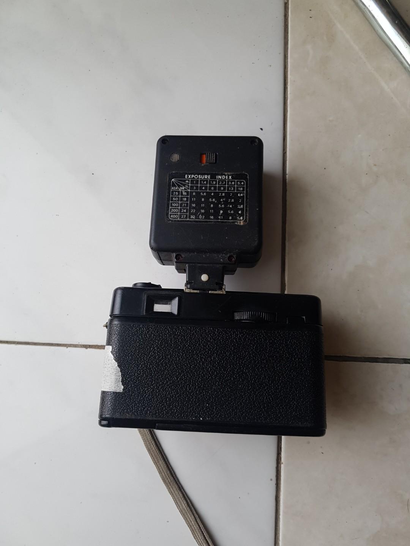 Kamera Analog Fuji M1