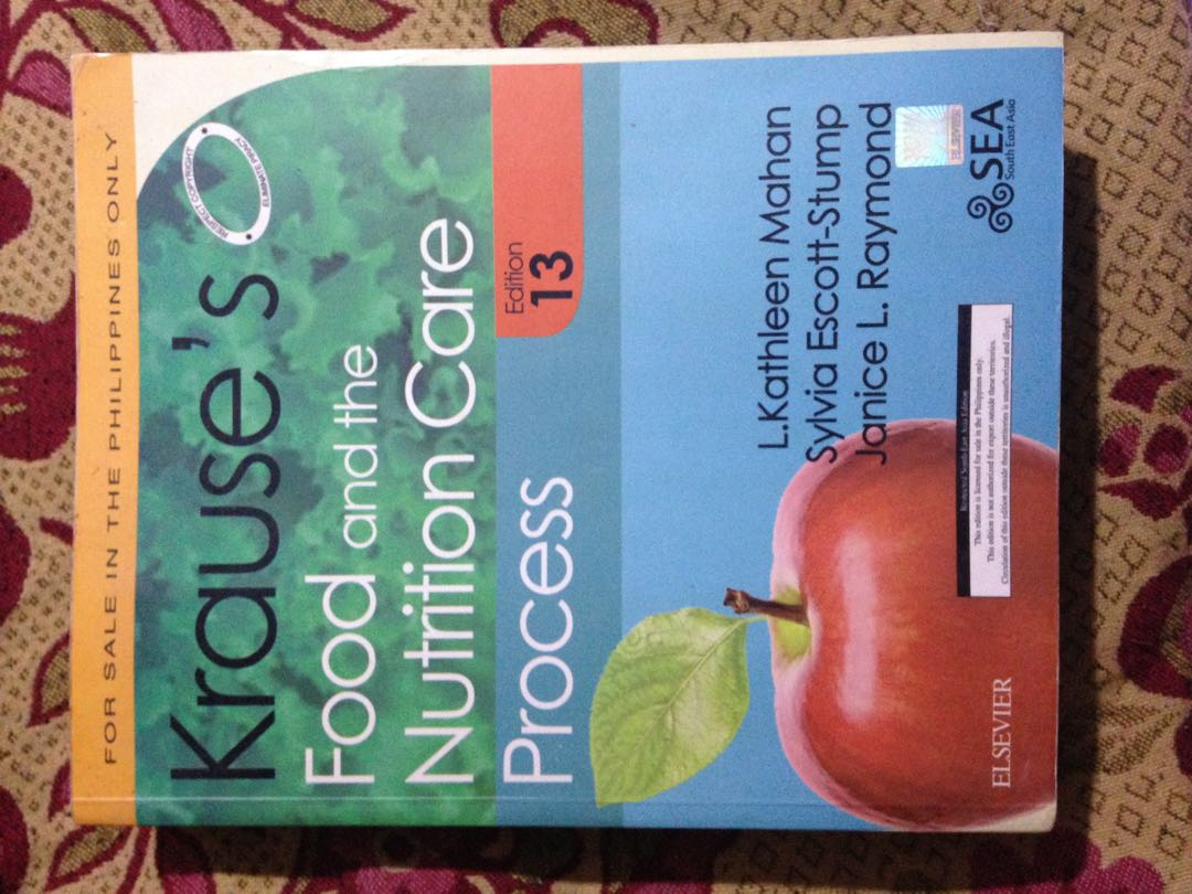Krauses food and the nutrition care process 13th edition books photo photo photo photo fandeluxe Images
