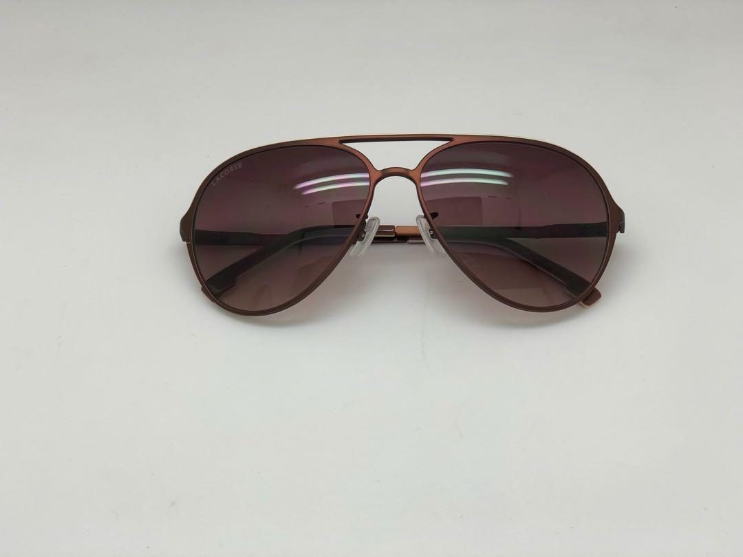 a70d69ac645 Lacoste Aviator Sunglasses