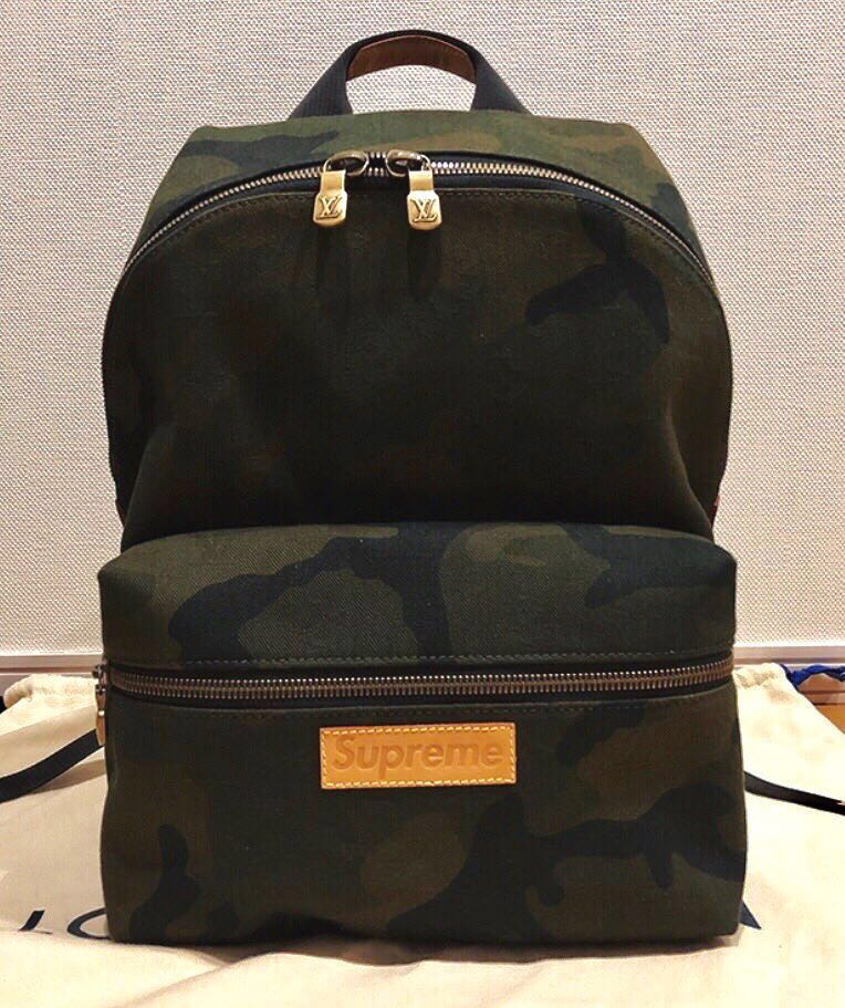292ff9e76876 Louis Vuitton X Supreme Apollo Backpack