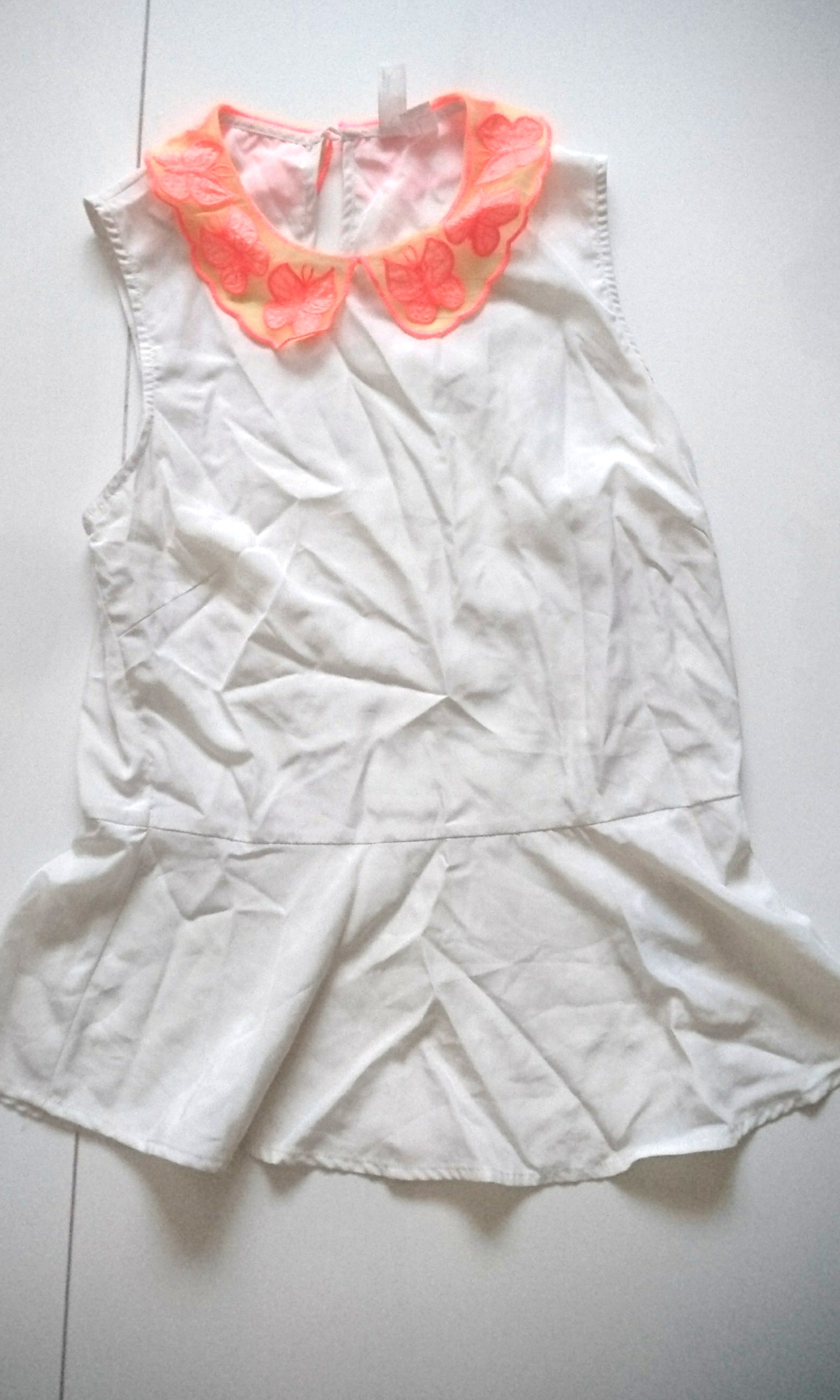4bf273ca10e4 Mailed! Preloved Forever21 girls top