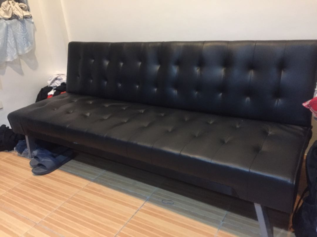 Moving Out Sale Sofa Bed Home Furniture On Carousell