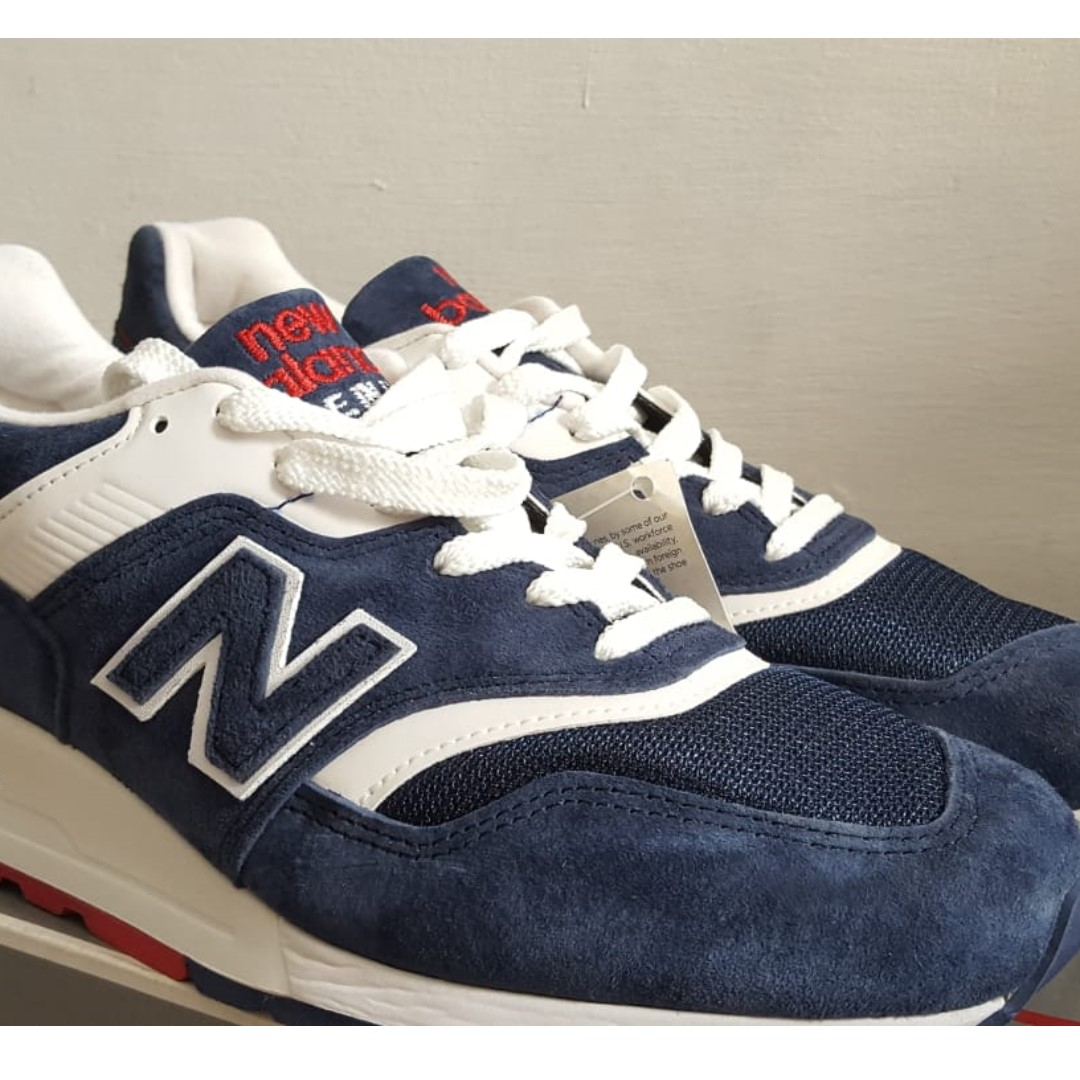 New Balance 997 Cyon (MSRP  240) ad78bfd8d2