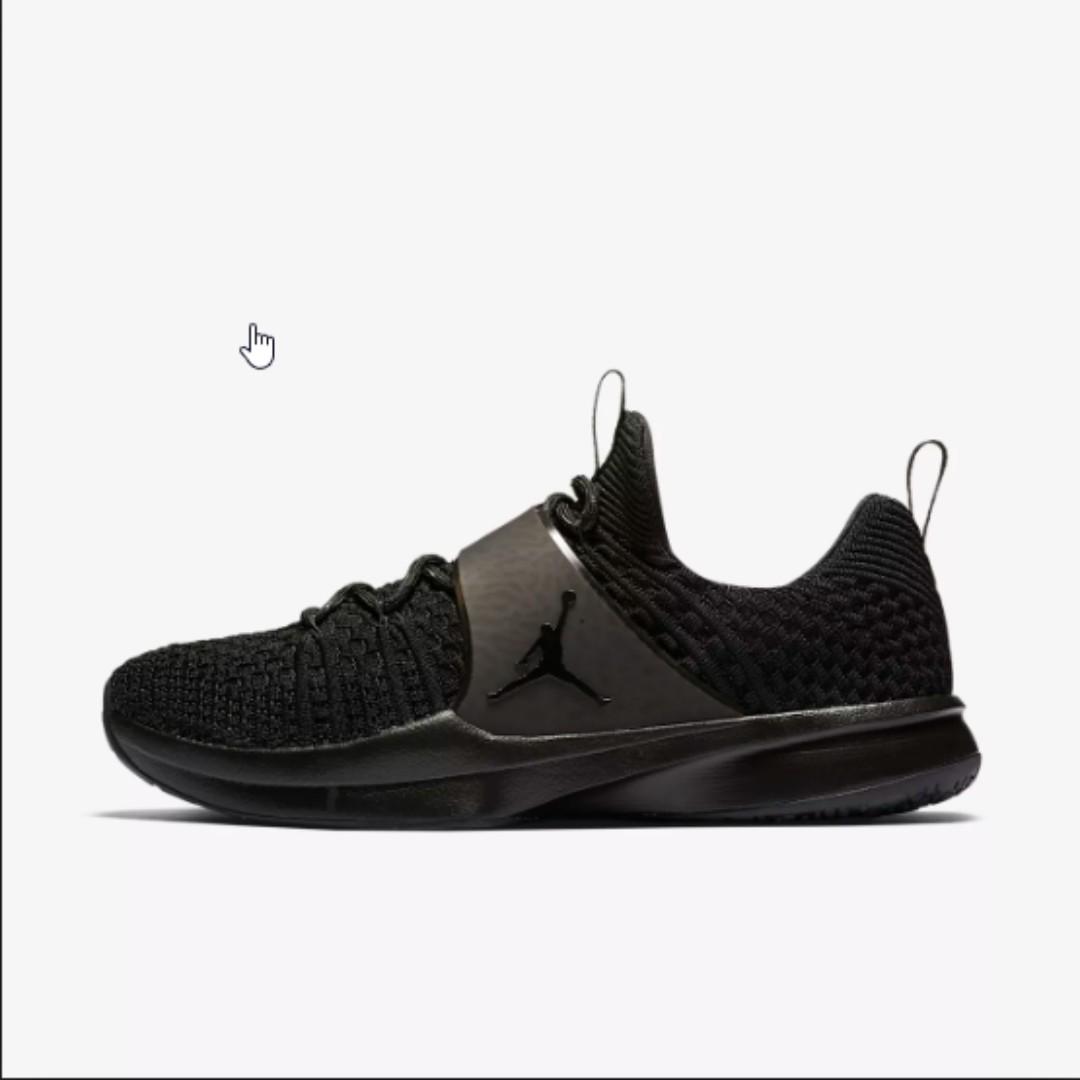 44d531f74e2240 NIKE Air Jordan Trainer 2 Flyknit Sport Shoes Sneakers