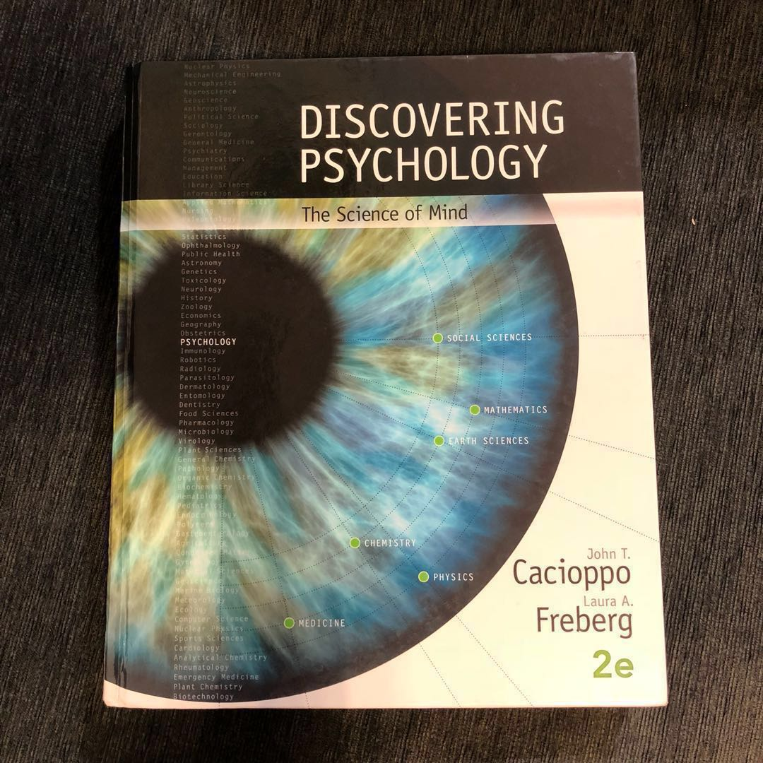 PL1101E Discovering Psychology Textbook (FREE testbank & notes)