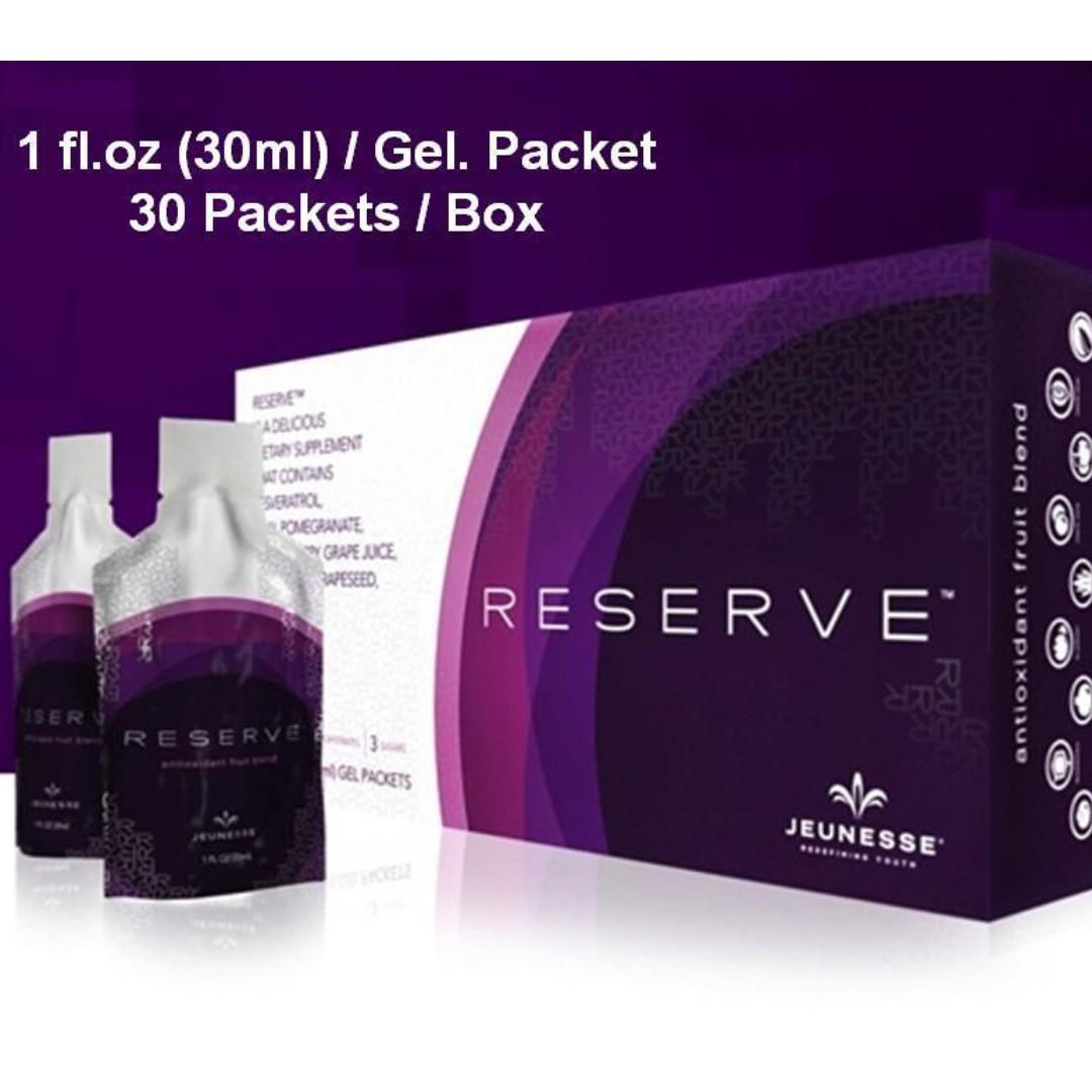 Reserve fruit travel pack 30pcs in one box