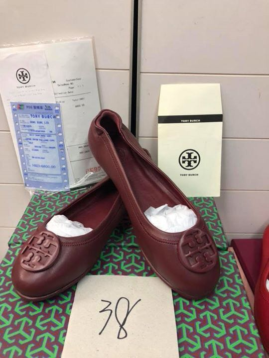 ae4b8bf11f6 SALE!!! AUTHENTIC TORY BURCH SHOES 💕