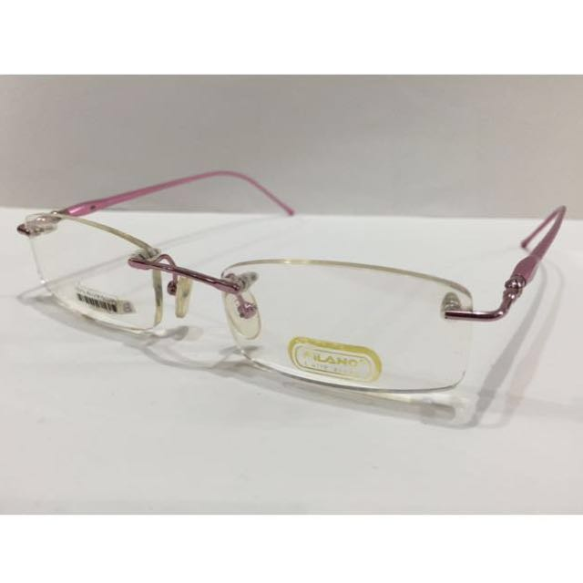 e6497af906f7 SALE] FILANO FRAMELESS PRESCRIPTION SPECTACLES / WEAR FOR FASHION ...