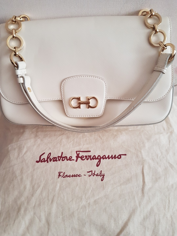 7cff234937 Salvatore Ferragamo Bag, Women's Fashion, Bags & Wallets, Handbags ...