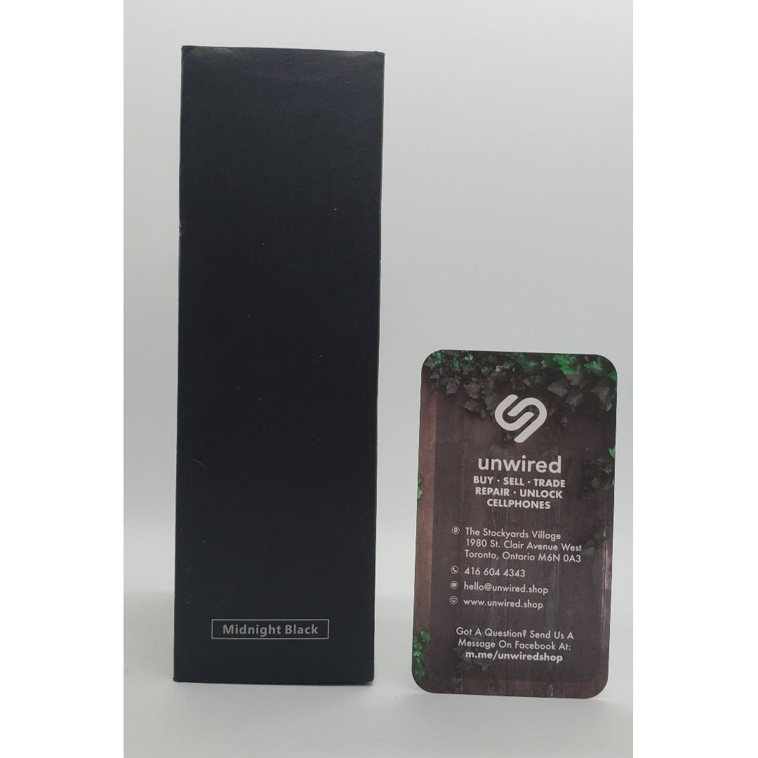 Samsung Galaxy S8, Midnight Black (64GB)