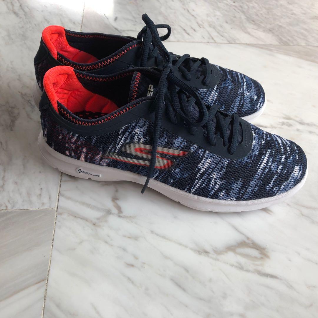 25cm Go New StepWomen's Fit FashionShoes Skechers Quick iwOPlXuTkZ