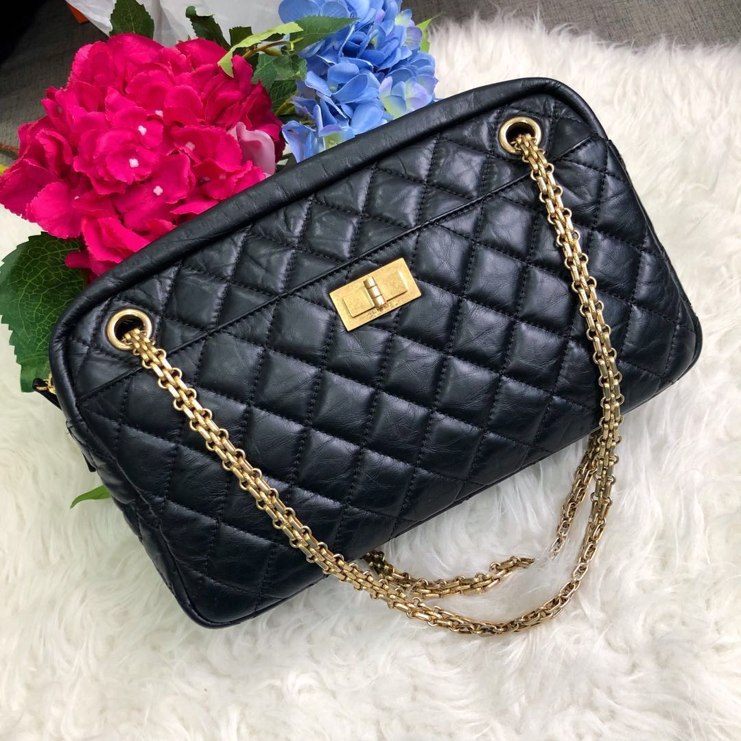 1dfc712dc08c ❌SOLD!❌ Good Deal!💕 Chanel Reissue Mademoiselle Lock Camera Bag ...