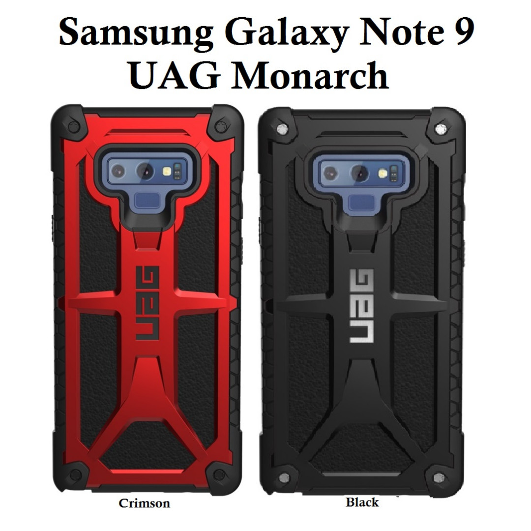 more photos 44efc fe008 UAG Monarch Case For Samsung Galaxy Note 9