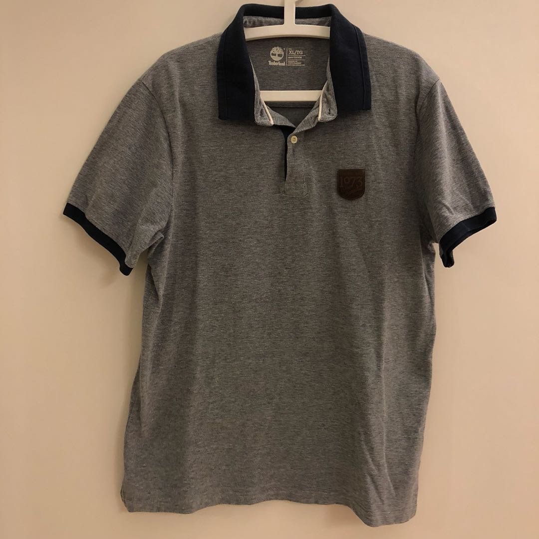 3f743f6f Used Timberland Polo Shirt, Men's Fashion, Clothes, Tops on Carousell