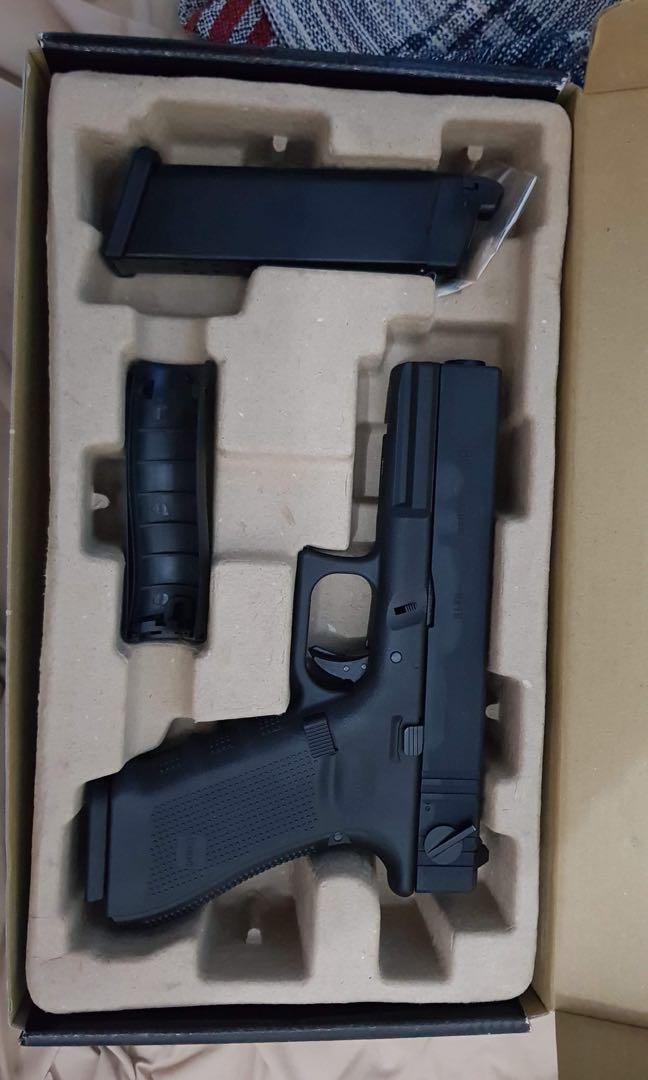 WE Airsoft Handgun TypeB