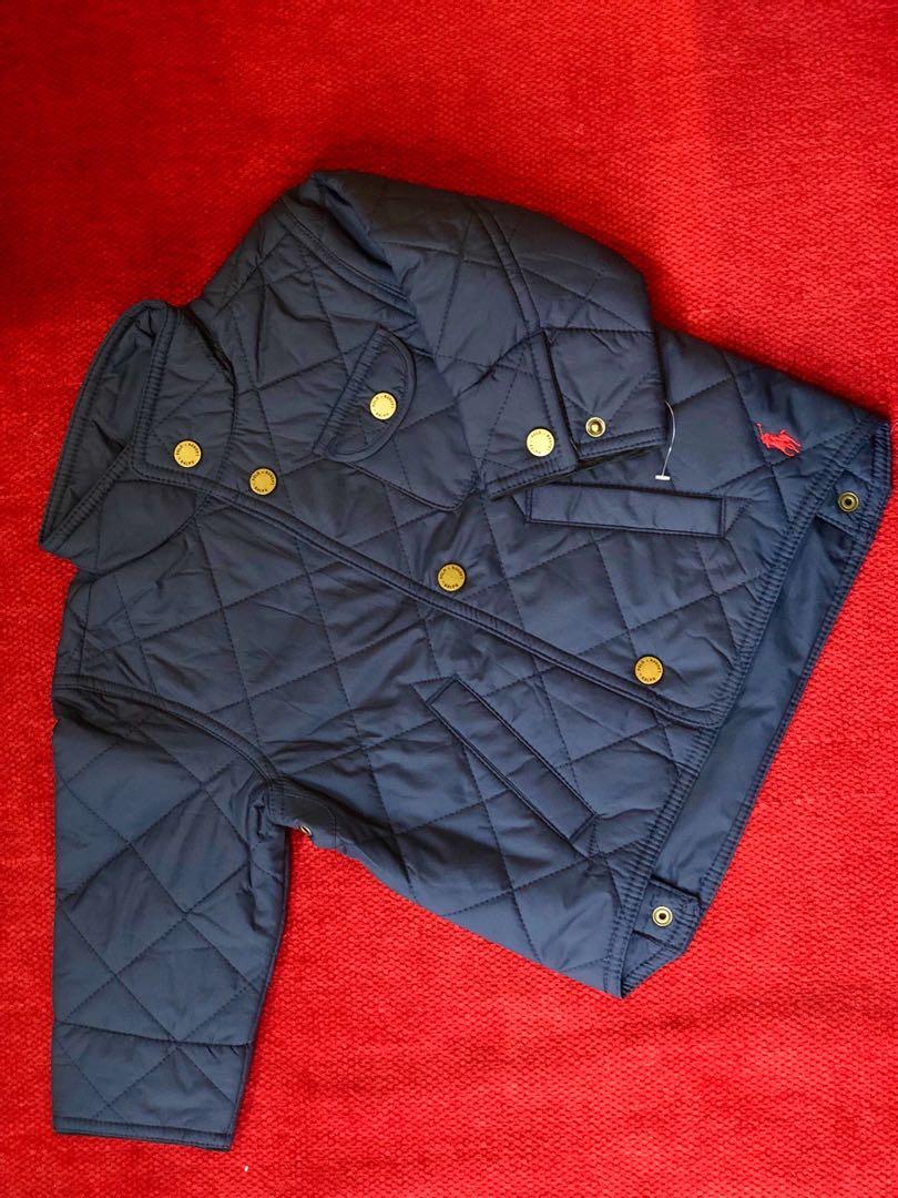 d6e8a48507646 Winter Jacket Polo Ralph Lauren 18 months