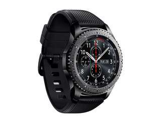 Samsung Gear S3 in immaculate condition