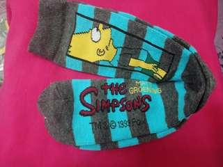 全新🆕🈹Simpsons運動襪
