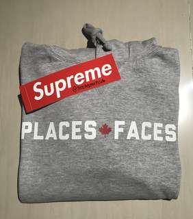 """Places + Faces Hoodie """"cntrbnd special"""""""