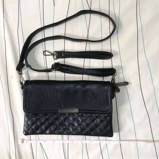Brand new convertible sling bag/wristlet