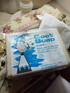 Goat Soap 澳洲羊奶皂 全新