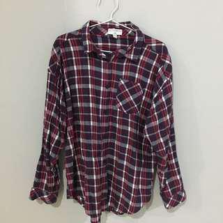 Cotton On flanel shirt